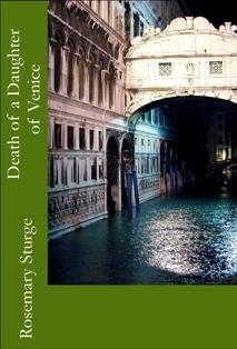 death of a daugter of  venice book cover